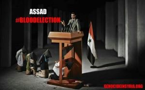 Campaña #BloodElections (Elecciones de Sagre)