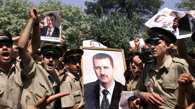 bashar-al-assad-syrien-polizei