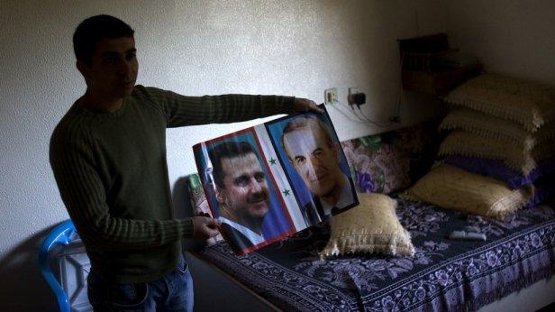 syrien-assad